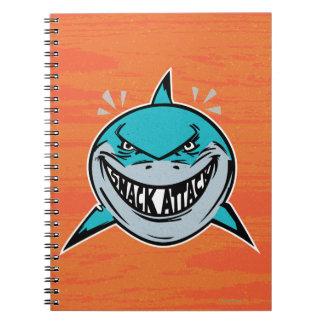 Bruce - Shark Attack Spiral Note Books