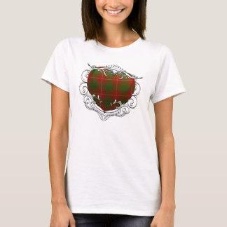 Bruce Tartan Heart T-Shirt
