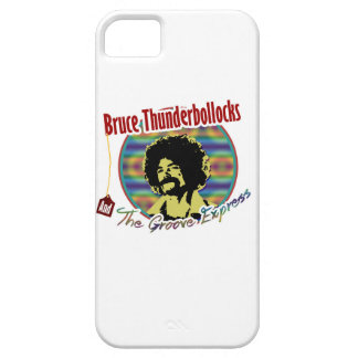 Bruce Thunderbollocks iPhone 5 Case