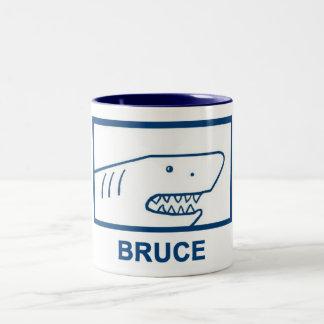 Bruce Two-Tone Coffee Mug
