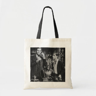 Bruce Wayne and Dick Grayson Tote Bag