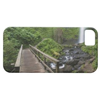 Brücke an Latourell Fällen, Columbia River Schluch iPhone SE/5/5s Case