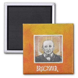 BRUCKNER REFRIGERATOR MAGNETS