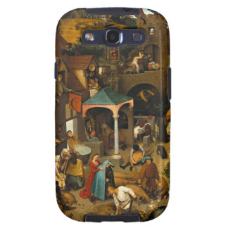 Bruegel Netherlandish Proverbs Samsung Galaxy SIII Cover