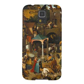 Bruegel Netherlandish Proverbs Galaxy Nexus Case