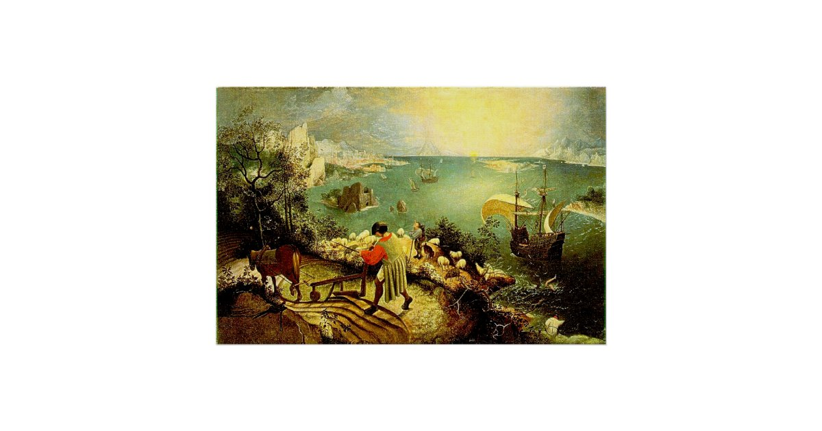 fall icarus landscape paper research Read this miscellaneous essay and over 88,000 other research documents the feminine landscape of ceremony  landscape with the fall of icarus.