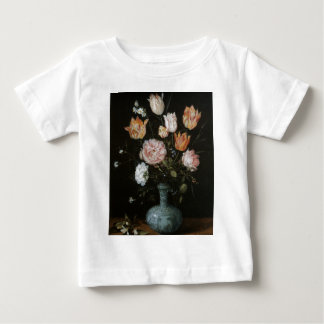 Brueghel the Elder Flower Piece Baby T-Shirt