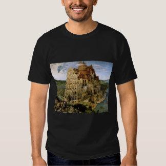 brueghel tower of babel  bruegel d   pieter turmba shirt