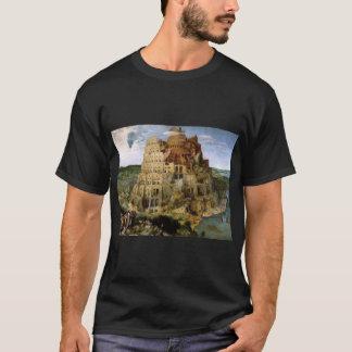 brueghel tower of babel  bruegel d   pieter turmba T-Shirt