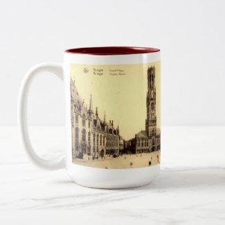 Bruges Souvenir Mug mug