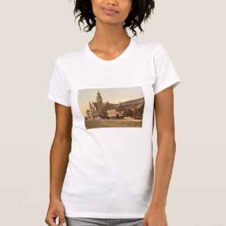Bruges - the Station, Belgium T Shirts