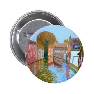 Brugge canal button