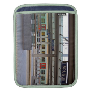 Brugge Station Sleeve For iPads