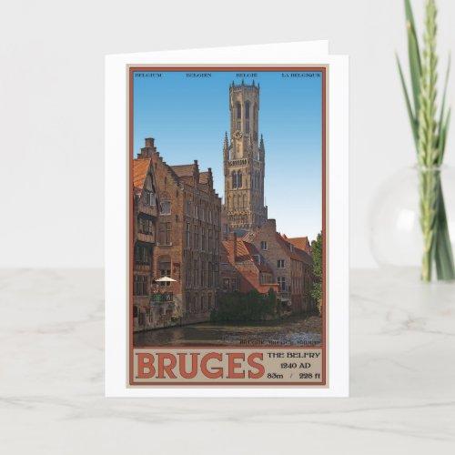 Brugge - The Belfry