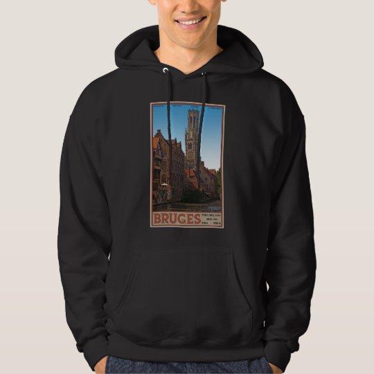 Brugge - The Belfry Hoodie