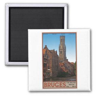 Brugge - The Belfry Magnet