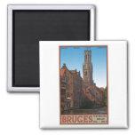 Brugge - The Belfry Magnets
