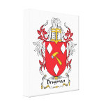 Brugman Family Crest Canvas Prints