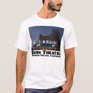 Bruin Theatre White T-Shirt