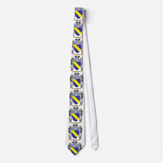 Bruins Coat of Arms - Family Crest Tie