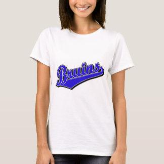 Bruins in Blue T-Shirt