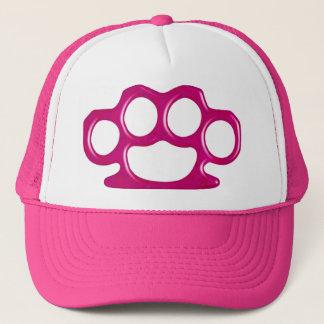 Bruiser PINK Trucker Hat