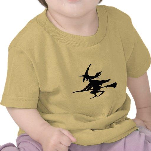 Bruja Camisetas