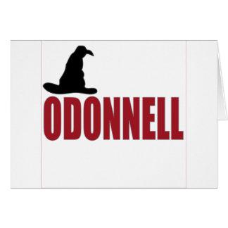 ¿Bruja de Christine Odonnell- usted elegirá? Tarjeton