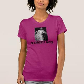 Bruja de DA Baddest - Caliban y la camisa de la br