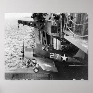 Bruja de F6F Poster