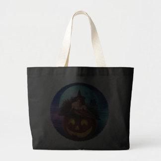 Bruja de Halloween Bolsa