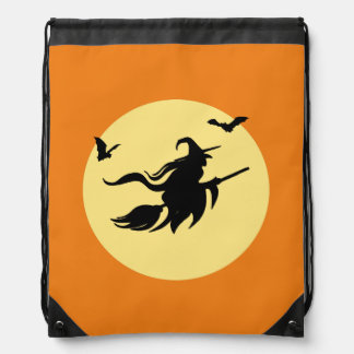 Bruja de Halloween Mochilas