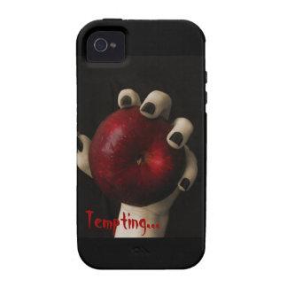 Bruja de tentación de Grimm de los hermanos Case-Mate iPhone 4 Carcasa