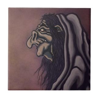 bruja del duende azulejo