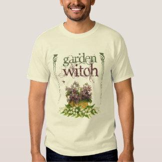 Bruja del jardín poleras