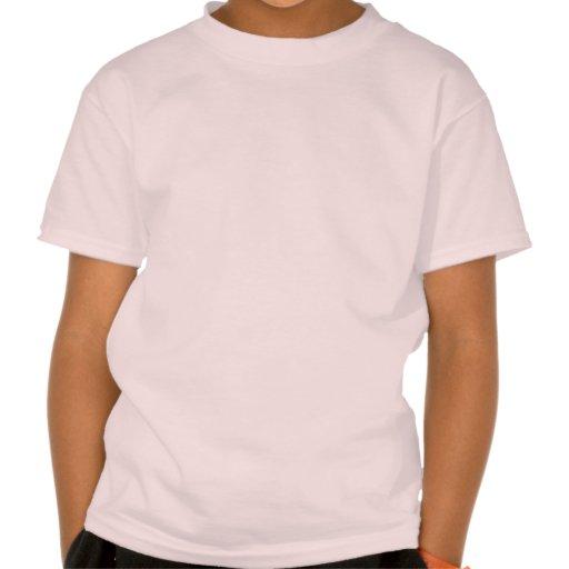 Bruja en el entrenamiento camiseta