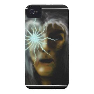 Bruja (moreno) Case-Mate iPhone 4 cobertura