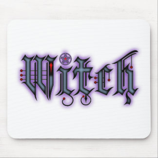 Bruja Mouse Pads
