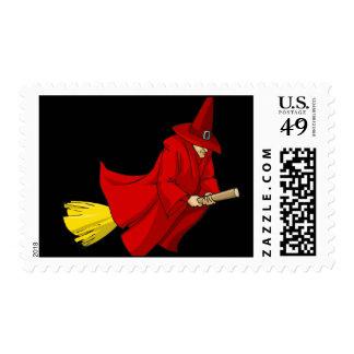 Bruja seria del vuelo sellos