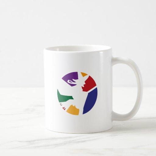 bruja taza de café