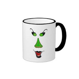 Bruja traviesa malvada - tazas de café de