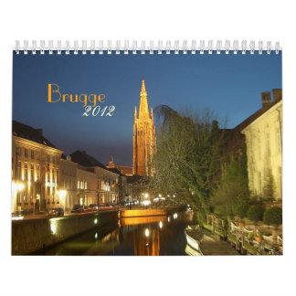 Brujas (Brujas), Bélgica Calendario