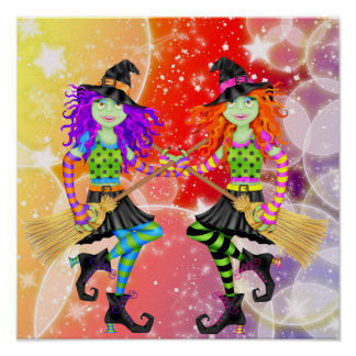 Brujas de Rockin - SRF Poster