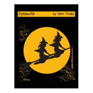 Brujas de Womyn Tarjetas Postales