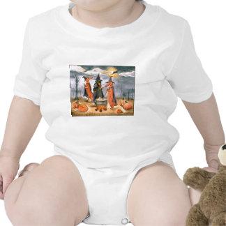 Brujas del Dachshund Trajes De Bebé