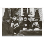 Brujas que recolectan la tarjeta - modificada para