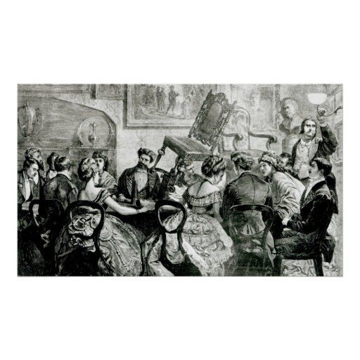 Brujería, 1871 póster