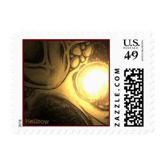 Brujería africana sello