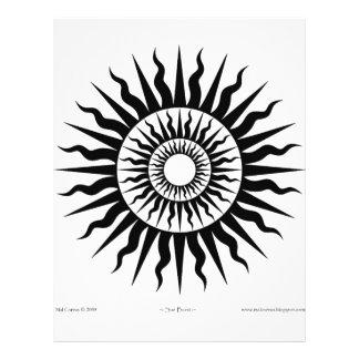 """Brujería: Explosión #3 de Sun Folleto 8.5"""" X 11"""""""