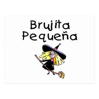 Brujita Pequena Postcard